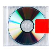 Kanye West: Yeezus, CD