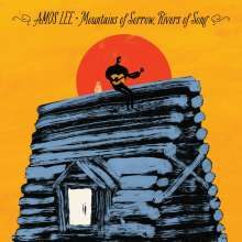 Amos Lee: Mountains Of Sorrow, Rivers Of Song, CD