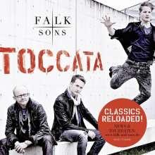 Falk & Sons - Toccata, CD