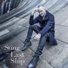 Sting: The Last Ship, CD