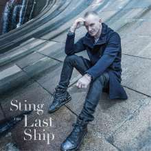 Sting (geb. 1951): The Last Ship (Limited Deluxe Edition), 2 CDs