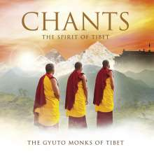 The Gyuto Monks Of Tibet: Chants: The Spirit Of Tibet, CD