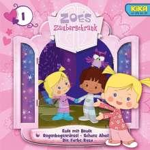 1: Eule/Regenbogenrätsel/Schatz Ahoi/Farbe Rosa, CD