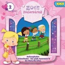 2: Dschungelsafari/Schneeflocken/Autorennen/Echo, CD