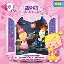 8: Fleissige Handwerker/Zauberer/Eistanz/Päckchen, CD