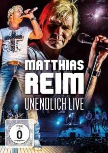 Matthias Reim: Unendlich Live 2013, DVD