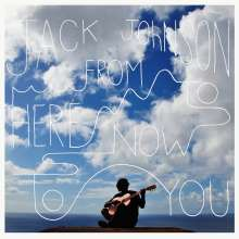 Jack Johnson: From Here To Now To You, CD