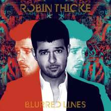 Robin Thicke: Blurred Lines, CD