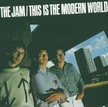 The Jam: This Is The Modern World (remastered), LP
