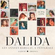 Dalida: Les Années Barclay, L'Integrale: 14 Albums, 14 CDs