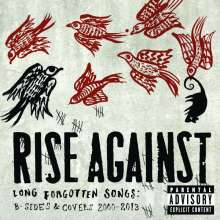 Rise Against: Long Forgotten Songs: B-Sides & Covers 2000-2013, 2 LPs