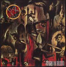 Slayer: Reign In Blood (180g), LP