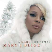 Mary J. Blige: A Mary Christmas, CD