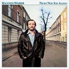 Hannes Wader: Nicht nur ich allein, CD