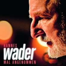 Hannes Wader: Mal angenommen, CD