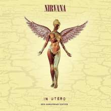 Nirvana: In Utero - 20th Anniversary (180g) (Limited Super Deluxe Edition) (33/45 RPM), 3 LPs