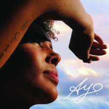 Ayo. (Germany): Ticket To The World, CD
