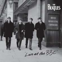 The Beatles: Live At The BBC (Remastered), 2 CDs