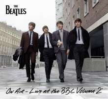 The Beatles: On Air: Live At The BBC Volume 2, 2 CDs