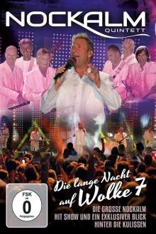 Nockalm Quintett: Die lange Nacht auf Wolke 7, DVD