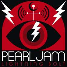 Pearl Jam: Lightning Bolt, LP