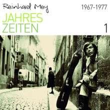 Reinhard Mey: Jahreszeiten 1967-1977, 8 CDs