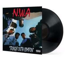 N.W.A: Straight Outta Compton, LP