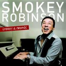 Smokey Robinson: Smokey & Friends, CD