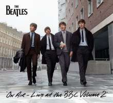 The Beatles: On Air: Live At The BBC Volume 2 (180g), 3 LPs