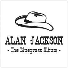 Alan Jackson: The Bluegrass Album, CD