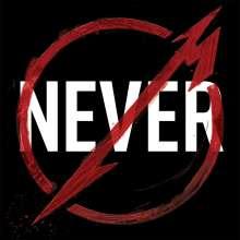 Metallica: Filmmusik: Through The Never (O.S.T.) (Jewelcase), 2 CDs