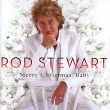 Rod Stewart: Merry Christmas, Baby (Deluxe-Edition), 1 CD und 1 DVD