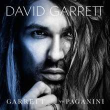 David Garrett: Garrett Vs. Paganini, CD