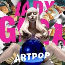 Lady Gaga: Artpop (Clean), CD
