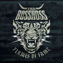 BossHoss: Flames Of Fame, CD