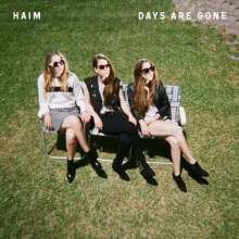 Haim: Days Are Gone, 2 LPs