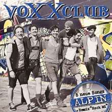 voXXclub: Alpin (Re-Release), CD