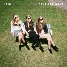Haim: Days Are Gone, CD