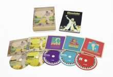 Elton John: Goodbye Yellow Brick Road (40th Anniversary Box) (4CD + DVD + Hardcoverbuch), 4 CDs