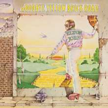 Elton John: Goodbye Yellow Brick Road (40th Anniversary) (remastered) (180g) (Limited Edition), 2 LPs
