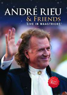 André Rieu: Andre  & Friends: Live In Maastricht (VII), DVD