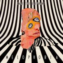 Cage The Elephant: Melophobia, CD