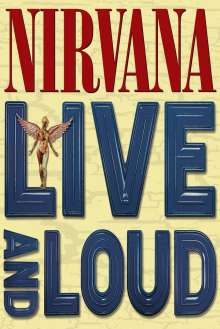 Nirvana: Live And Loud, DVD