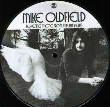 """Mike Oldfield (geb. 1953): Tubular Bells (Limited V40 Edition) (Picture Disc), Single 7"""""""