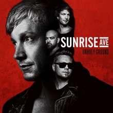 Sunrise Avenue: Unholy Ground, CD