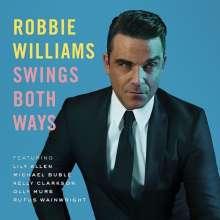 Robbie Williams: Swings Both Ways, CD
