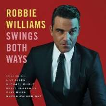 Robbie Williams: Swings Both Ways (Deluxe Edition), 2 CDs