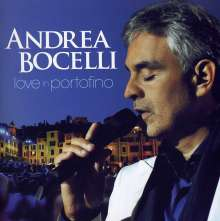 Andrea Bocelli: Love In Portofino: Live  (CD + DVD), 2 CDs