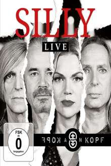 Silly: Kopf an Kopf (Live), Blu-ray Disc