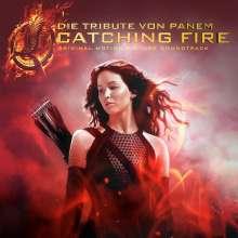 Filmmusik: Die Tribute von Panem - Catching Fire, CD